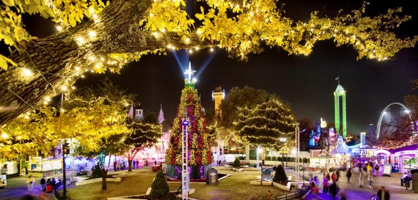 Image result for holiday in the park six flags over texas